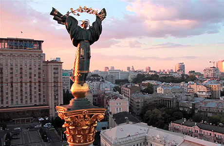 information about kiev, Ukraine