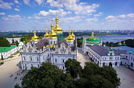 kiev tourist attraction